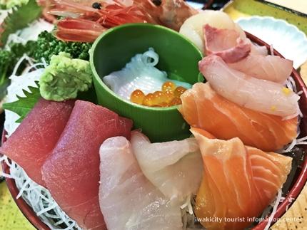 いわき巡り食編 おのざき「潮目食堂」でお魚三昧♪5