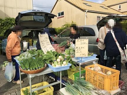 「ぷろばんす56朝市マルシェ」イベントリポート! [平成29年5月28日(日)更新]5