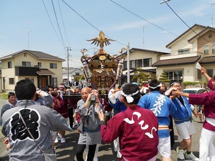 四倉諏訪神社例大祭レポート! [平成29年5月8日(月)更新]6