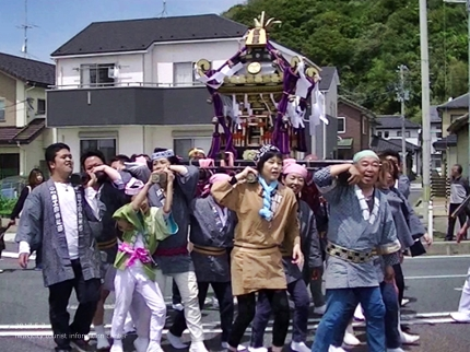 四倉諏訪神社例大祭レポート! [平成29年5月8日(月)更新]8