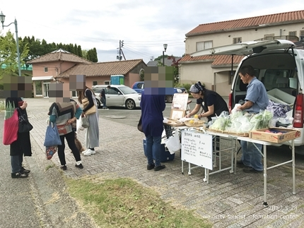 「ぷろばんす56朝市マルシェ」イベントリポート! [平成29年5月28日(日)更新]8