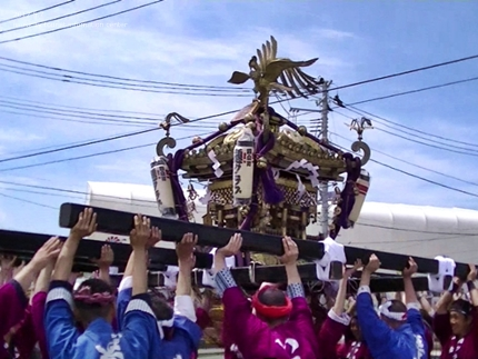 四倉諏訪神社例大祭レポート! [平成29年5月8日(月)更新]9