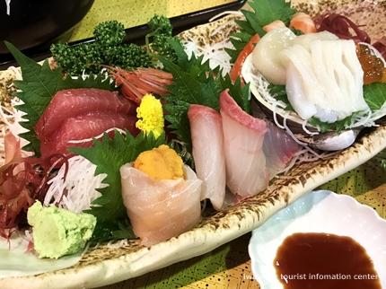 いわき巡り食編 おのざき「潮目食堂」でお魚三昧♪9
