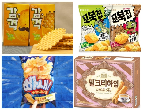 韓国_スナック菓子_2017年7月_1