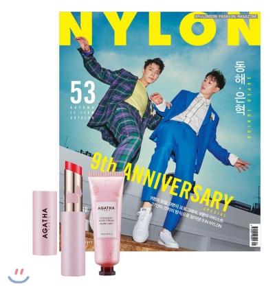 2_韓国女性誌_NYLON_ナイロン_2017年9月号