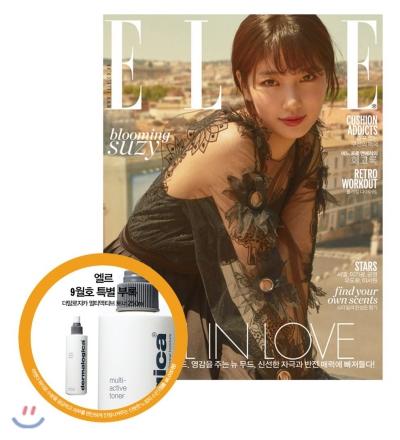13_韓国女性誌_ELLE_エル_2017年9月号