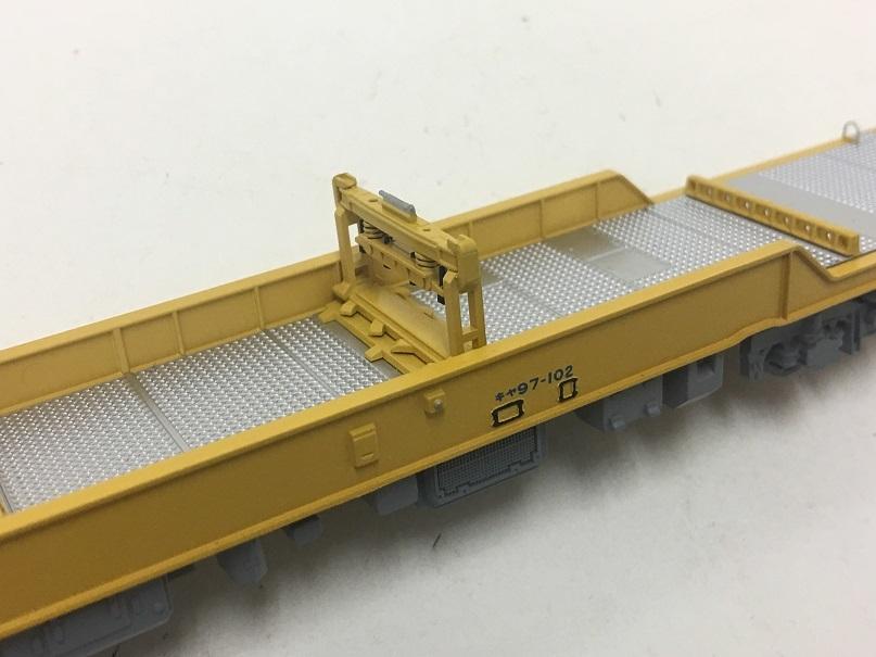 固定装置 HO 16番 ワールド工芸 キヤ97系 キット