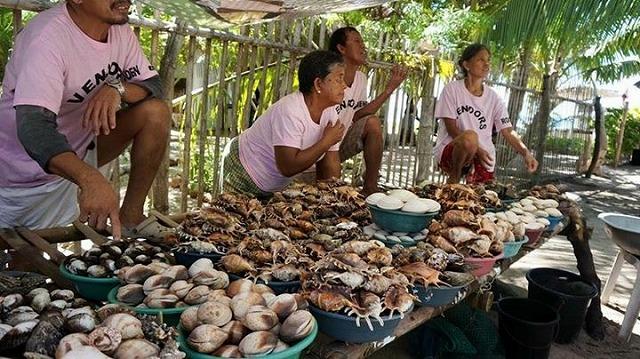 フィリピン食材