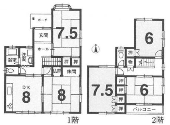 2800 大枝北沓掛町2丁目 159.89 (万殿建設)