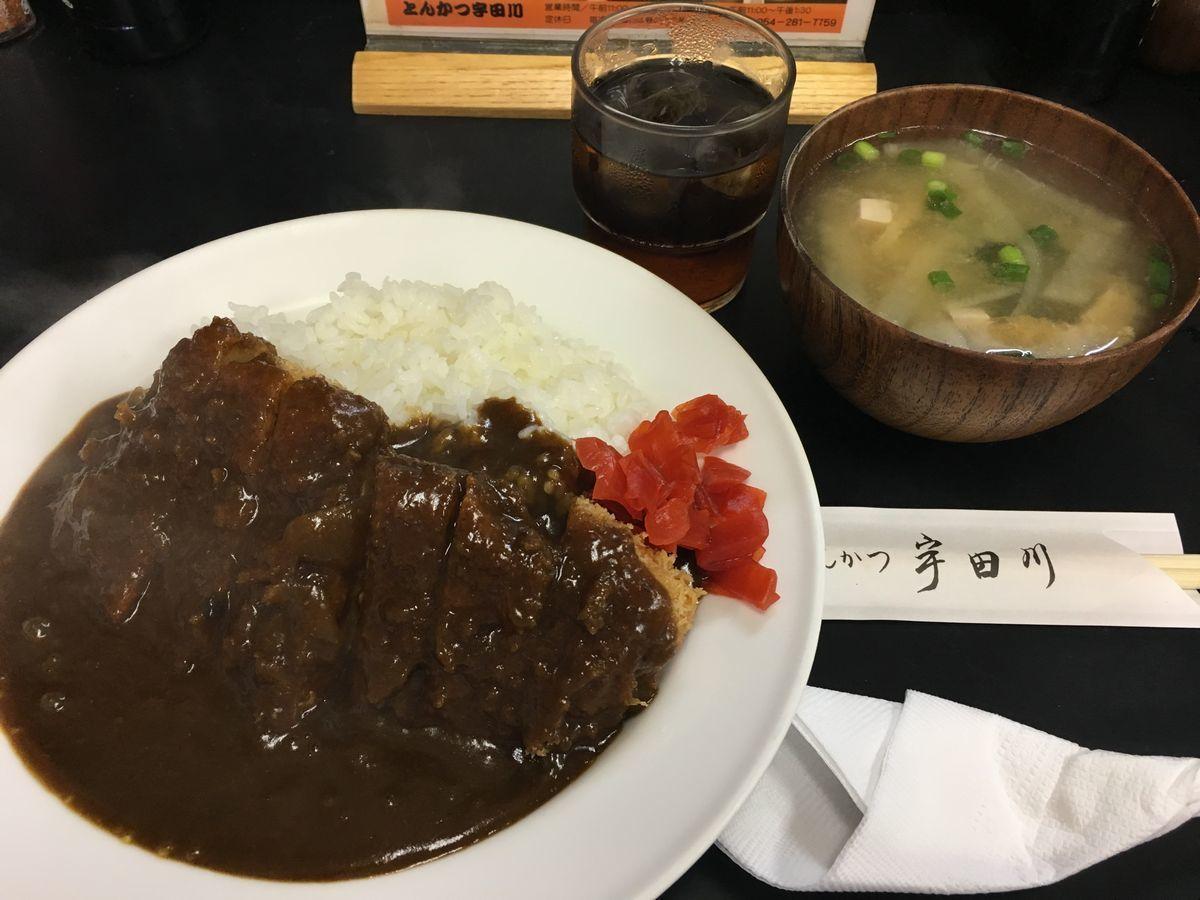 とんかつ宇田川3-5