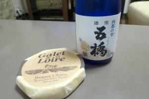 酒とチーズ