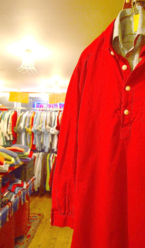 古着屋カチカチ店内画像@Used Clothing Shop Tokyo06