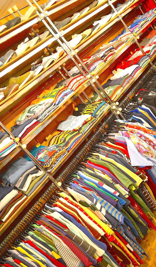 古着屋カチカチ店内画像@Used Clothing Shop Tokyo010