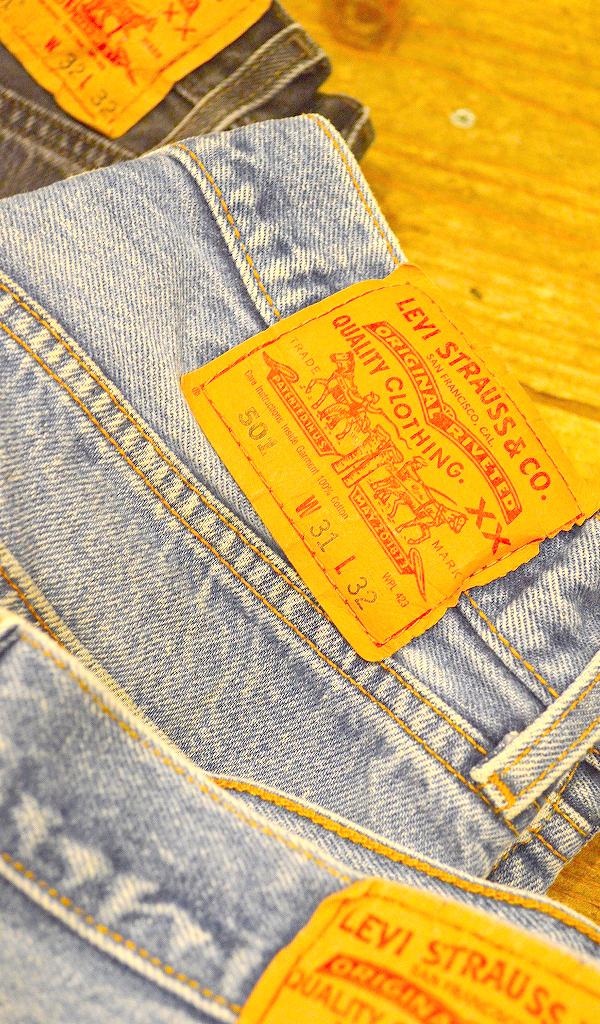 リーバイスLevisジーンズ画像デニムパンツコーデ@古着屋カチカチ022