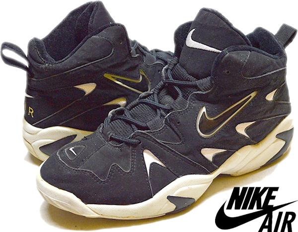 NikeナイキJordanジョーダン白黒スニーカー画像@古着屋カチカチ014