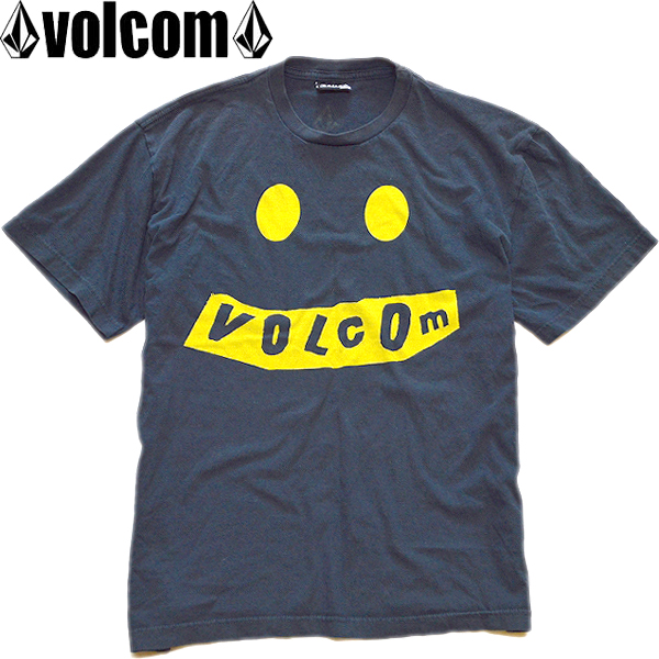 ボルコムVOLVOMプリントTシャツ画像@古着屋カチカチ01