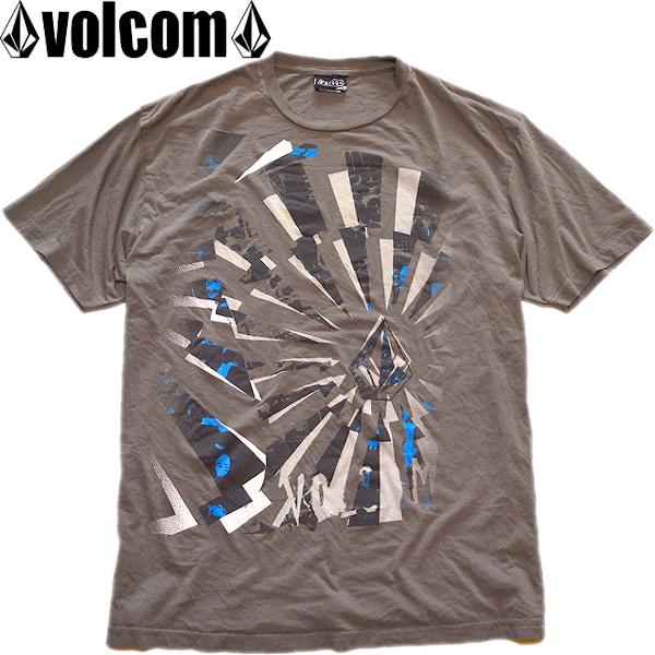 ボルコムVOLVOMプリントTシャツ画像@古着屋カチカチ03