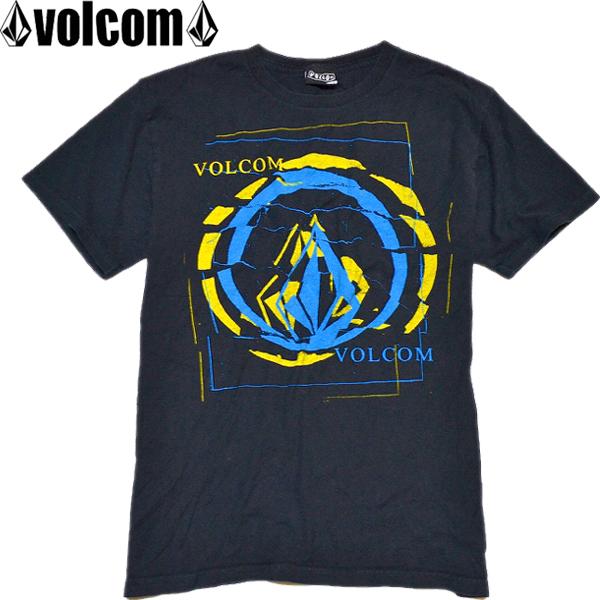 ボルコムVOLVOMプリントTシャツ画像@古着屋カチカチ010