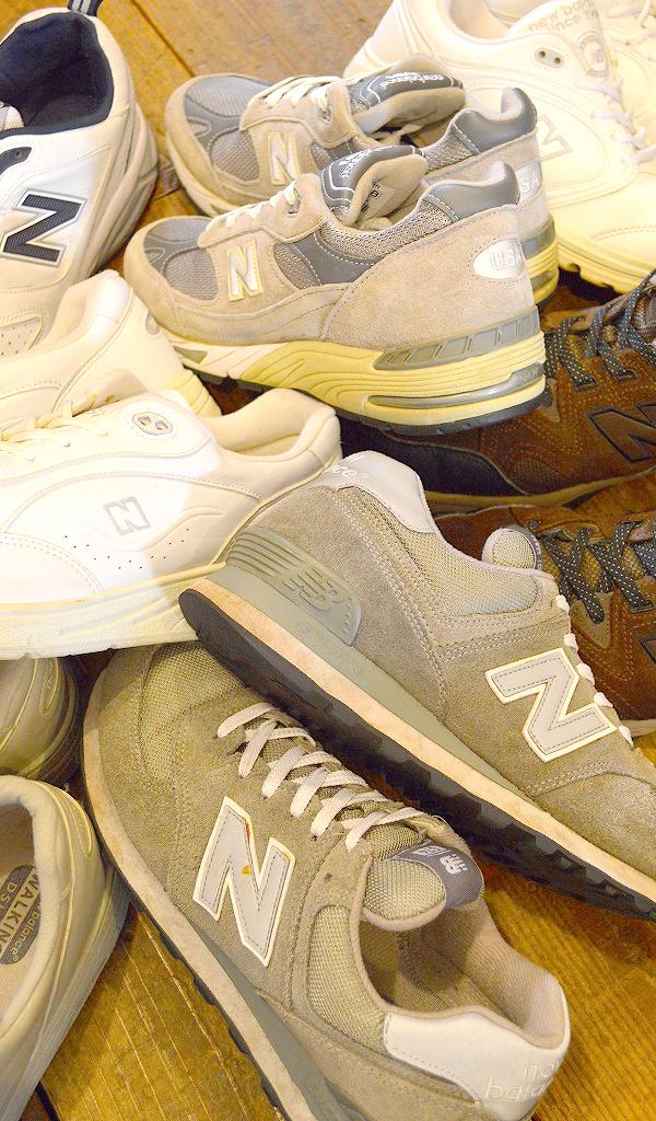 ニューバランスNew Balanceスニーカーコーデ画像@古着屋カチカチ15