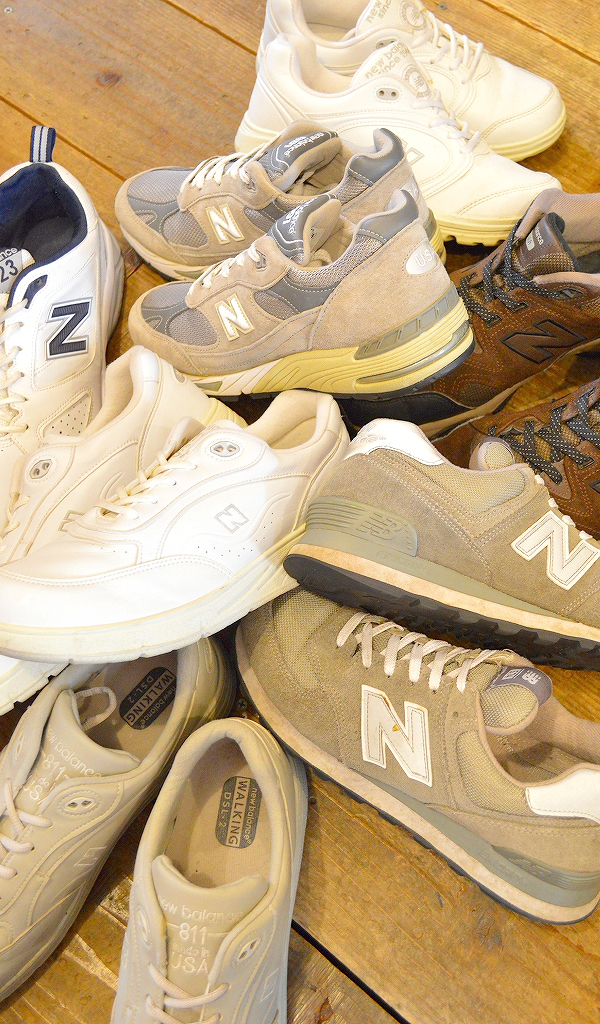 ニューバランスNew Balanceスニーカーコーデ画像@古着屋カチカチ20