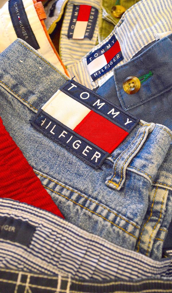 Tommy Hilfigerトミーヒルフィガー画像スタイルコーデ@古着屋カチカチ02