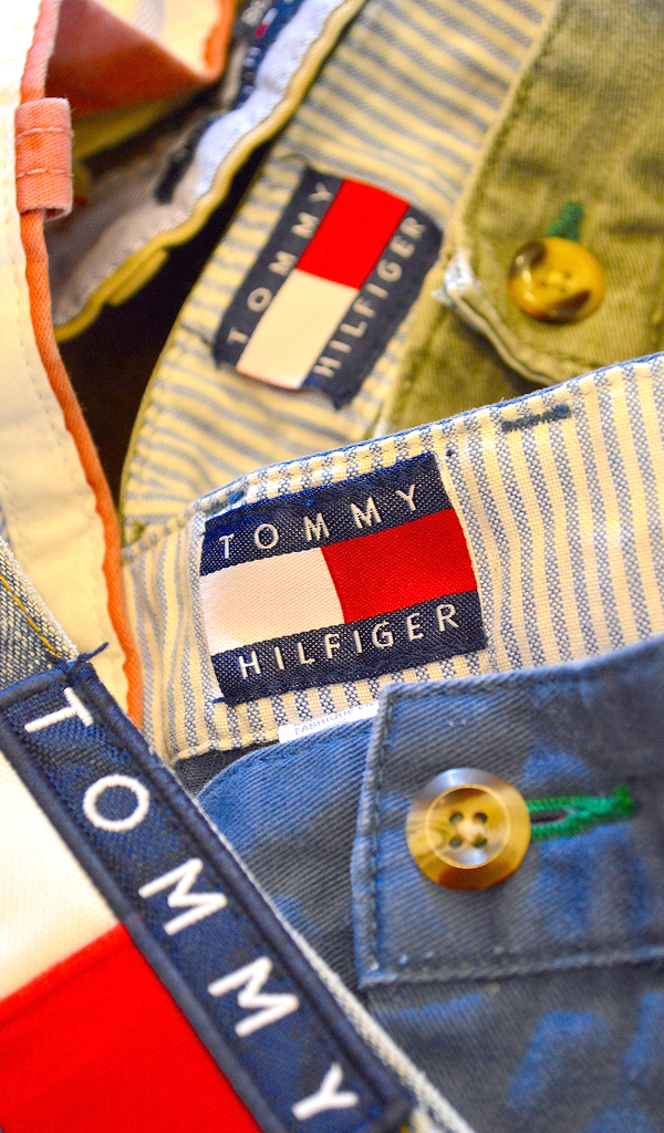 Tommy Hilfigerトミーヒルフィガー画像スタイルコーデ@古着屋カチカチ06