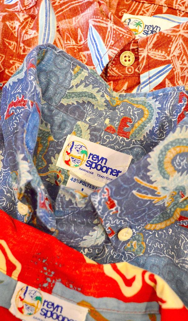 アロハシャツAlohaハワイアンシャツ画像スタイルコーデ@古着屋カチカチ02