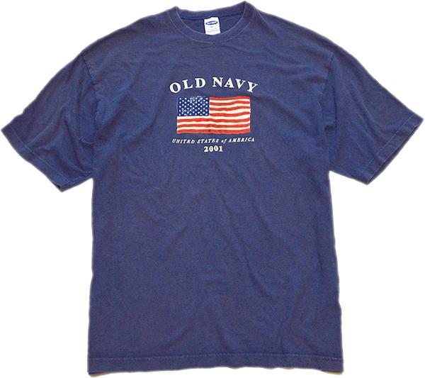 星条旗柄プリントTシャツ画像フラッグTコーデ@古着屋カチカチ07