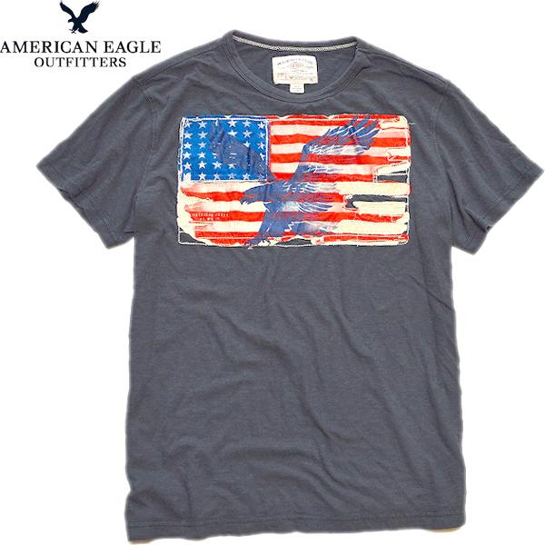 星条旗柄プリントTシャツ画像フラッグTコーデ@古着屋カチカチ08