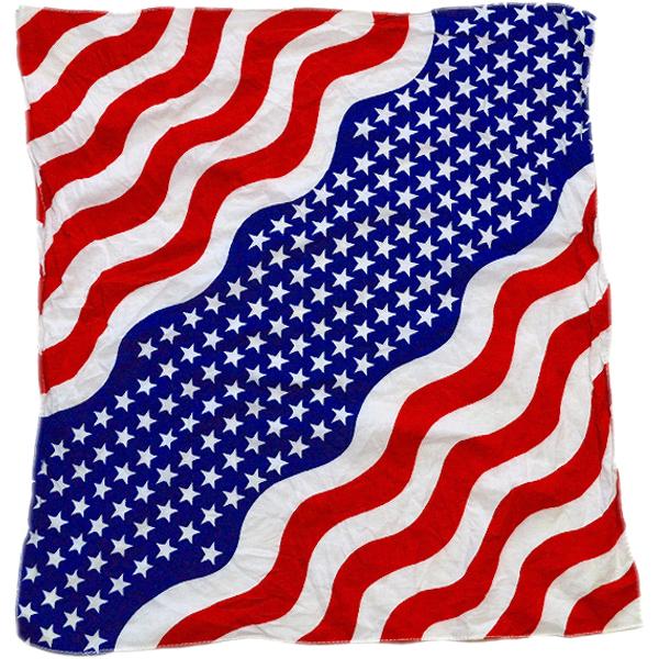星条旗柄プリントTシャツ画像フラッグTコーデ@古着屋カチカチ010