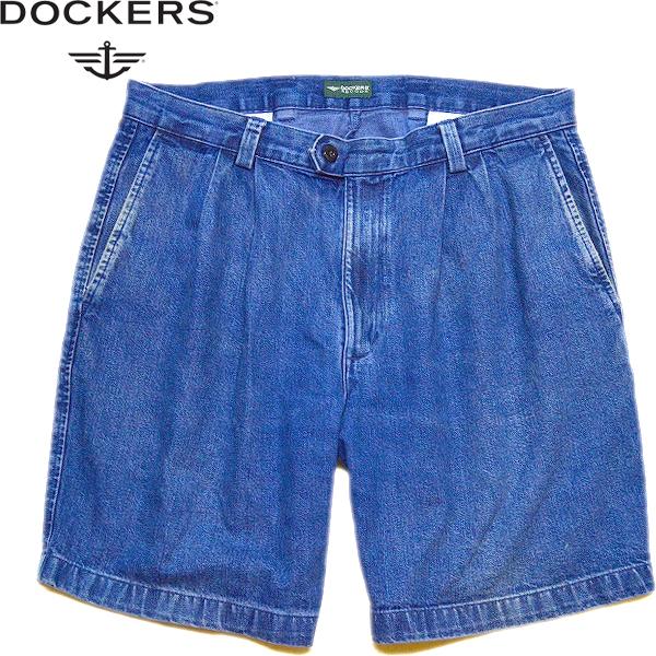 denim Short Pantsデニムショートパンツ画像@古着屋カチカチ01