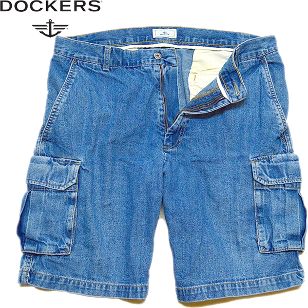 denim Short Pantsデニムショートパンツ画像@古着屋カチカチ05