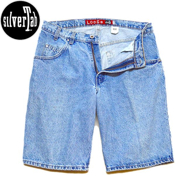 denim Short Pantsデニムショートパンツ画像@古着屋カチカチ06