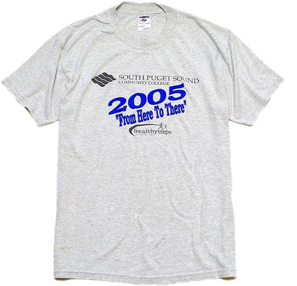定番プリントTシャツ画像メンズレディーススタイルコーデ@古着屋カチカチ09