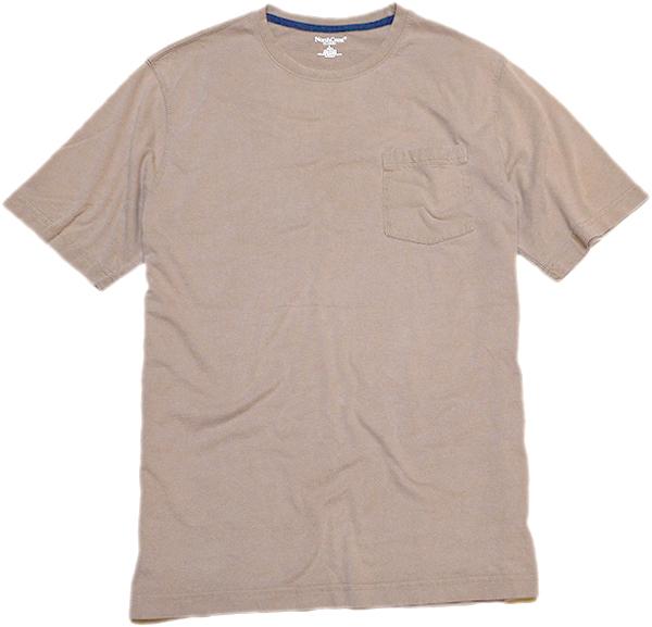定番おしゃれ無地Tシャツ画像メンズレディースコーデ@古着屋カチカチ05