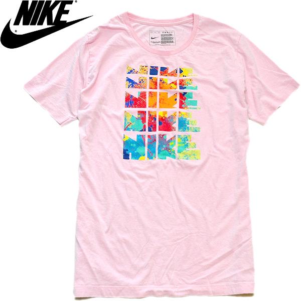 ナイキNikeプリントTシャツ画像メンズレディースコーデ@古着屋カチカチ02
