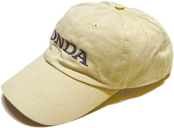 ベージュ色カーキ帽子キャップコーデ@古着屋カチカチ02