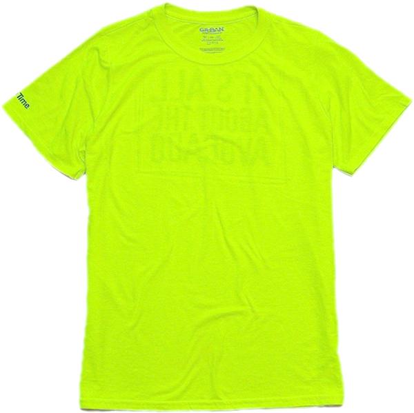 ギルダンGILDANプリントTシャツ画像メンズレディースコーデ@古着屋カチカチ04