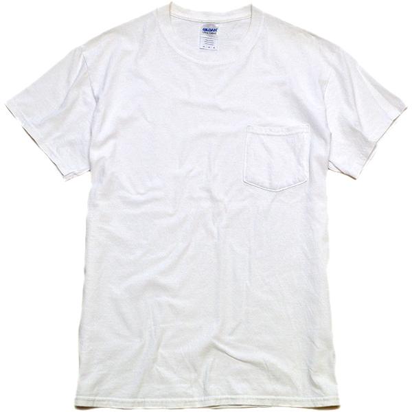 ギルダンGILDANプリントTシャツ画像メンズレディースコーデ@古着屋カチカチ09