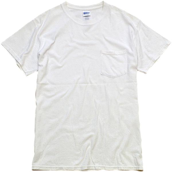 ギルダンGILDANプリントTシャツ画像メンズレディースコーデ@古着屋カチカチ010