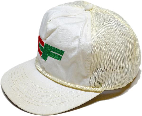 Used Trucker Capメッシュキャップ帽子メンズレディースOK@古着屋カチカチ03