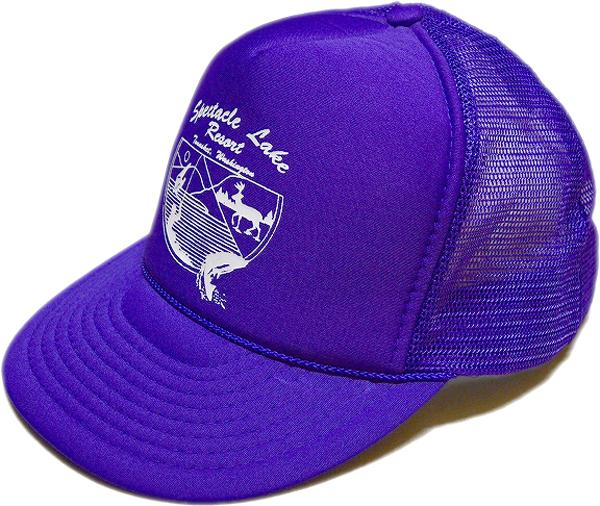 Used Trucker Capメッシュキャップ帽子メンズレディースOK@古着屋カチカチ07