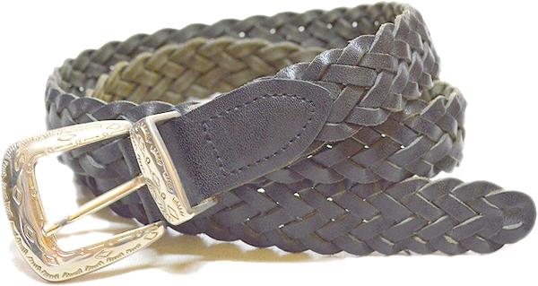 Use Leather Beltレザーベルト革小物メンズレディース画像@古着屋カチカチ09