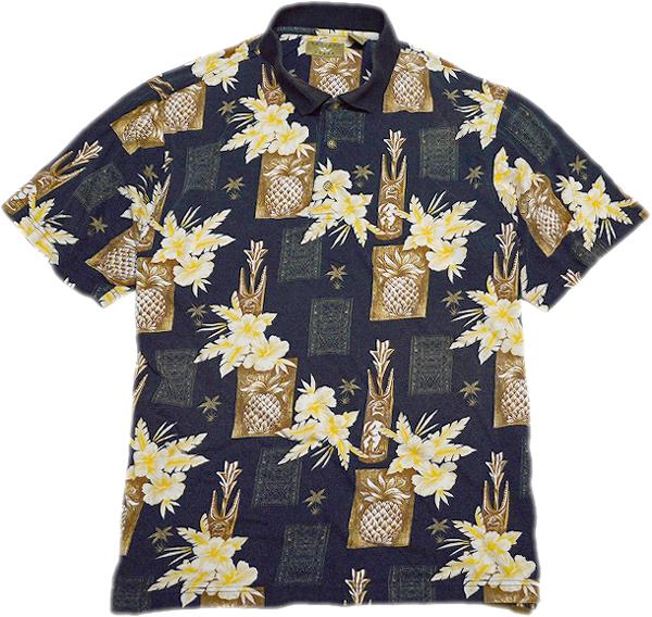 USA企業物ノベルティーグッズ画像ポロシャツ@古着屋カチカチ012
