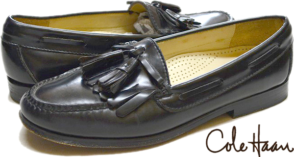 USED革靴レザーシューズ黒茶メンズレディースコーデ画像@古着屋カチカチ012