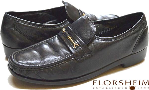 USED革靴レザーシューズ黒茶メンズレディースコーデ画像@古着屋カチカチ015