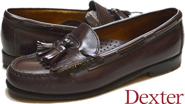 USED革靴レザーシューズ黒茶メンズレディースコーデ画像@古着屋カチカチ019