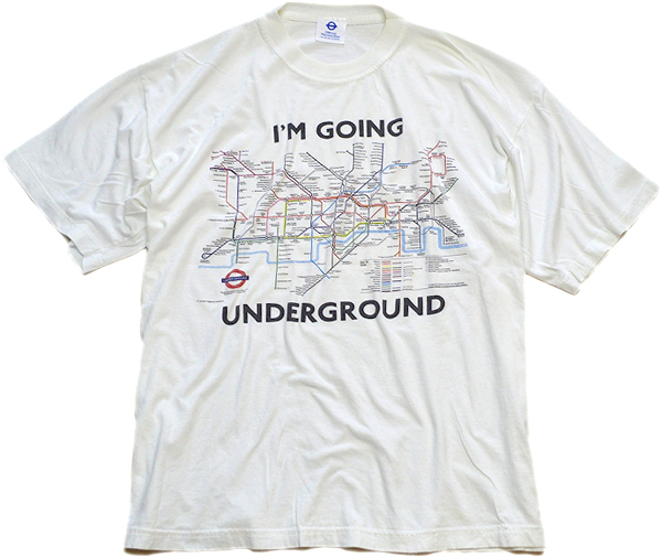 USEDおしゃれプリントTシャツご当地お土産記念T@古着屋カチカチ08