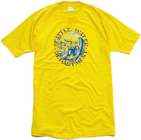アメリカ シアトル買い付け古着Tシャツ画像メンズレディスコーデ@古着屋カチカチ03