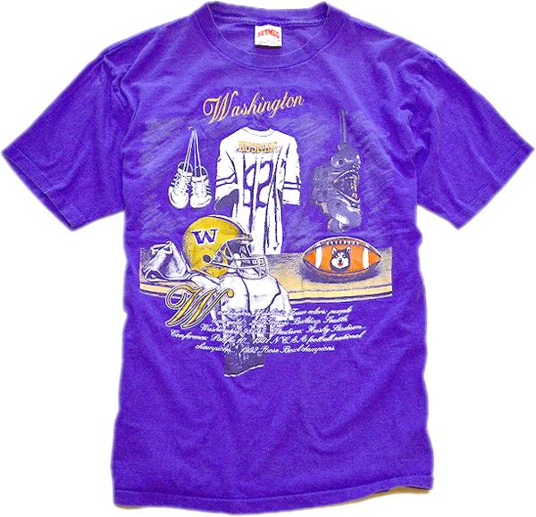 アメリカ シアトル買い付け古着Tシャツ画像メンズレディスコーデ@古着屋カチカチ04